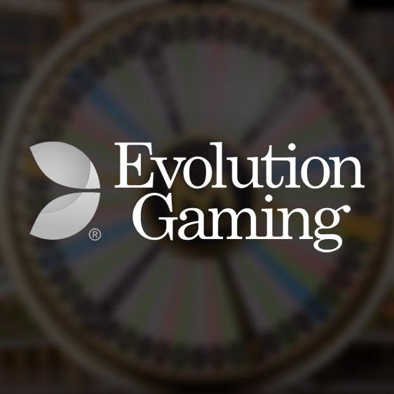 The Evolution Gaming emblem